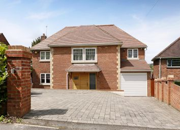 Thumbnail 5 bed detached house to rent in Holtspur Top Lane, Beaconsfield