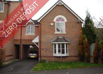 Thumbnail 4 bedroom property to rent in Chervil Close, Fallowfield, Manchester