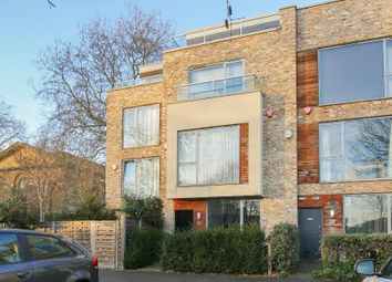 Thumbnail 4 bed terraced house for sale in Sutton Place, Hackney, London
