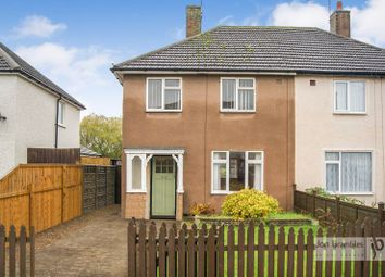 Thumbnail 2 bedroom semi-detached house for sale in Churchill Drive, Newark