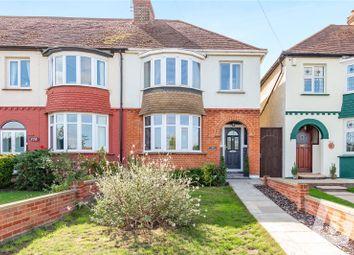 Rochester Road, Gravesend DA12. 3 bed end terrace house