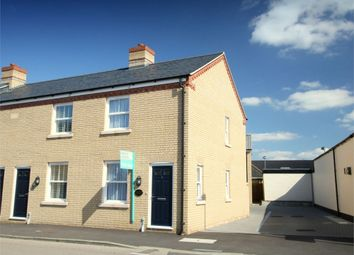 Thumbnail 2 bed end terrace house for sale in Montagu Street, Eynesbury, St Neots