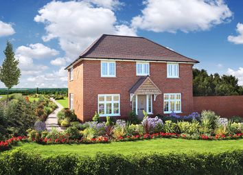 """Thumbnail 3 bed detached house for sale in """"Amberley"""" at Rayne Road, Braintree"""