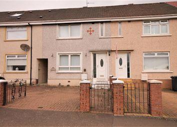Thumbnail 2 bed terraced house for sale in Woodhall Place, Kirkshaws, Coatbridge