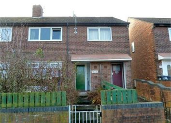 Thumbnail 1 bedroom flat for sale in Palmer Crescent, Hebburn, Tyne And Wear