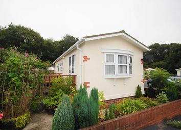 Thumbnail 1 bed mobile/park home for sale in Ashley Wood Park, Tarrant Keyneston, Blandford Forum