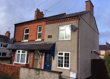 Thumbnail 2 bedroom semi-detached house to rent in Smith Street, Rhos, Wrexham