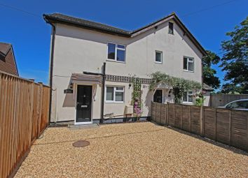 Thumbnail 2 bed cottage for sale in Westbeams Road, Sway, Lymington