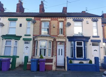 2 bed terraced house for sale in Brookland Road West, Old Swan, Liverpool L13