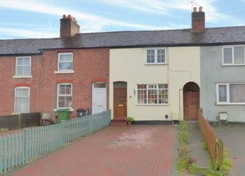 Thumbnail 2 bedroom terraced house for sale in Orleton Terrace, Wellington, Telford, Shropshire