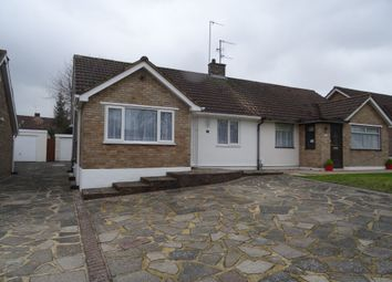 Thumbnail 2 bed semi-detached bungalow to rent in Hilborough Way, Farnborough