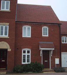 Thumbnail 3 bed end terrace house to rent in Burge Crescent, Cotford St Luke, Taunton