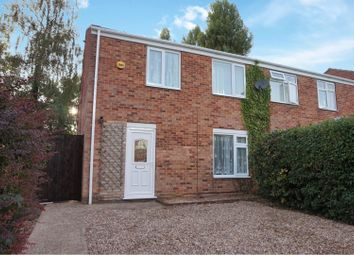 Thumbnail 3 bed semi-detached house for sale in Beverley Close, Holton Le Clay, Grimsby