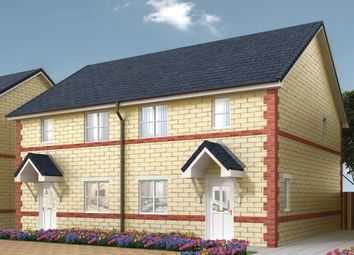Thumbnail 3 bed semi-detached house for sale in Limetrees, Pontefract