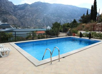 Thumbnail 2 bedroom apartment for sale in Apartment With Spacious Terrace And Swimming Pool, Muo, Montenegro