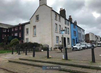 Thumbnail 3 bedroom flat to rent in New Lowther St, Whitehaven
