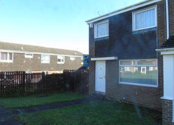 Thumbnail 3 bedroom terraced house for sale in Calder Walk, Sunniside, Newcastle Upon Tyne