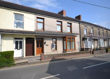 Thumbnail 3 bed terraced house for sale in Station Road, St Clears, Carmarthen