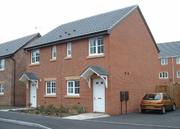 Thumbnail 2 bed semi-detached house to rent in Steeple Way, Stoke-On-Trent