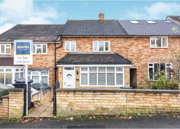 Thumbnail 2 bed terraced house for sale in Loughton, Essex