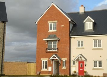 Thumbnail 4 bedroom town house to rent in Y Corsydd, Llanelli