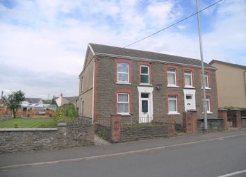 Thumbnail 2 bedroom semi-detached house for sale in Church Road, Seven Sisters, Neath