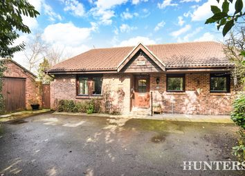 Thumbnail 3 bed detached bungalow for sale in Main Street, Wilberfoss, York