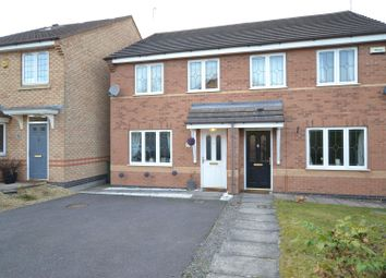 Thumbnail 3 bed semi-detached house for sale in Skylark Avenue, Mountsorrel, Leicestershire