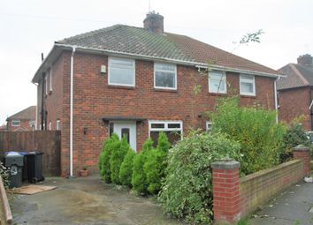 Thumbnail 3 bed semi-detached house to rent in Asterley Drive, Acklam, Middlesbrough