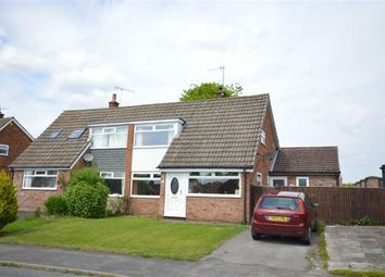 Thumbnail 4 bed semi-detached house for sale in Abbots Garth, Seamer, Scarborough
