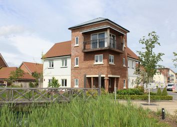 Thumbnail 5 bed detached house for sale in Willowbourne, Fleet