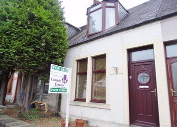Thumbnail 2 bedroom cottage for sale in Whins Road, Alloa