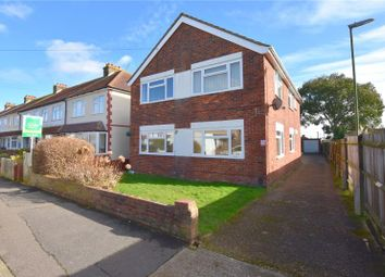 Thumbnail 2 bed flat for sale in Annweir Avenue, Lancing, West Sussex
