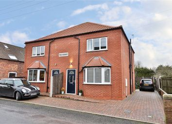 Thumbnail 3 bed semi-detached house for sale in The Square, Goxhill, Barrow-Upon-Humber