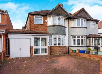 Thumbnail 3 bed semi-detached house for sale in Inchcape Avenue, Handsworth, Birmingham