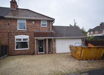 Thumbnail 3 bed semi-detached house to rent in Herbert Street, Winshill, Burton-On-Trent