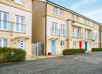 Thumbnail 3 bed end terrace house for sale in Lancaster Gate, Upper Cambourne, Cambridge