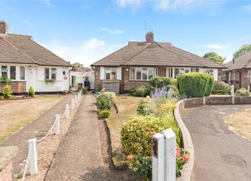 Thumbnail 3 bed semi-detached bungalow for sale in Parkdale Crescent, Worcester Park