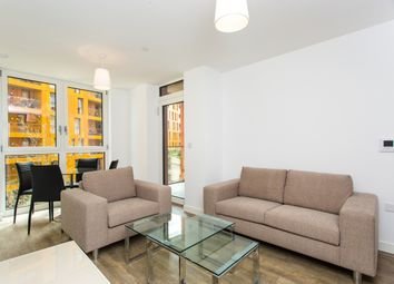 Thumbnail 1 bedroom flat to rent in Enderby Wharf, Ossel Court, Greenwich