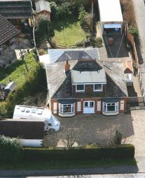 Thumbnail 3 bed detached bungalow for sale in Barton Road, Barrow-Upon-Humber