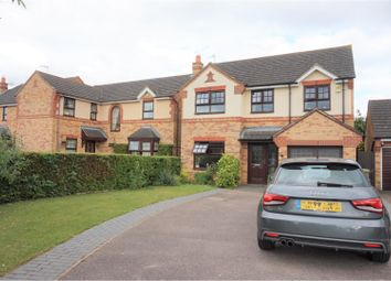 Thumbnail 4 bedroom detached house for sale in Beethoven Close, Milton Keynes