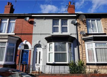 Thumbnail 3 bed terraced house for sale in Whitburn Road, Doncaster