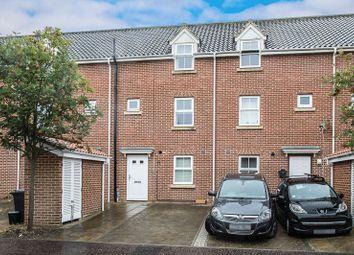 4 bed terraced house for sale in Benjamin Gooch Way, Norwich NR2