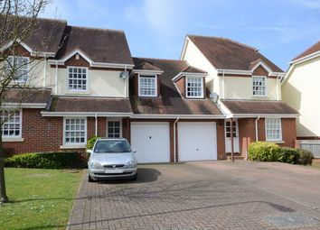 Thumbnail 4 bedroom terraced house to rent in Pursers Farm, Basingstoke Road, Spencers Wood, Reading