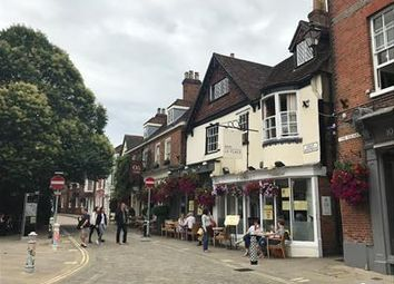 Thumbnail Restaurant/cafe to let in Bistro La Place, 9 Great Minster Street, Winchester, Hampshire