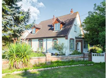 Thumbnail 4 bed detached house for sale in March Road, Tipps End