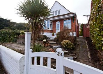 Thumbnail 3 bed detached bungalow for sale in Old Bridge Road, Iford, Bournemouth