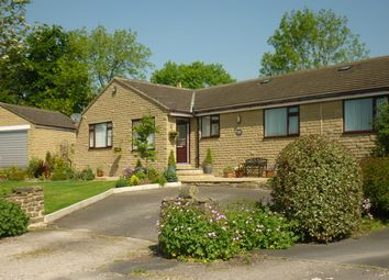 Thumbnail 4 bed bungalow for sale in Ryecroft Road, Glusburn, Keighley