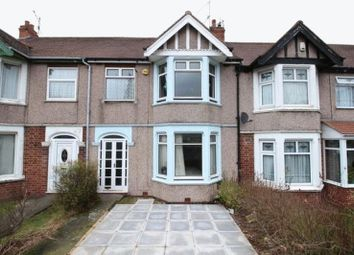 Thumbnail 4 bed terraced house to rent in Tile Hill Lane, Coventry
