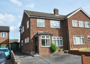 Thumbnail 4 bedroom semi-detached house for sale in Alder Drive, Chelmsford, Essex